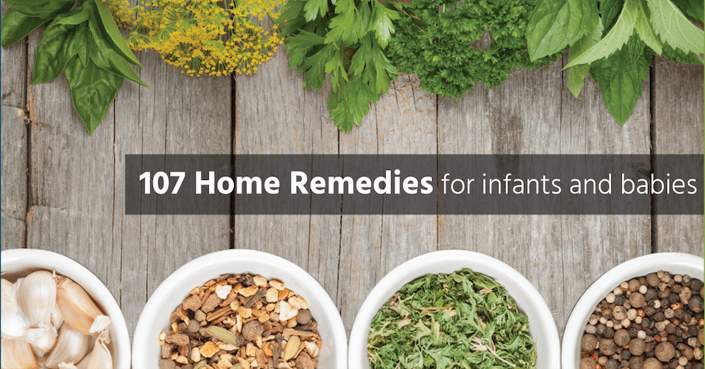 Home remedies for infants and babies