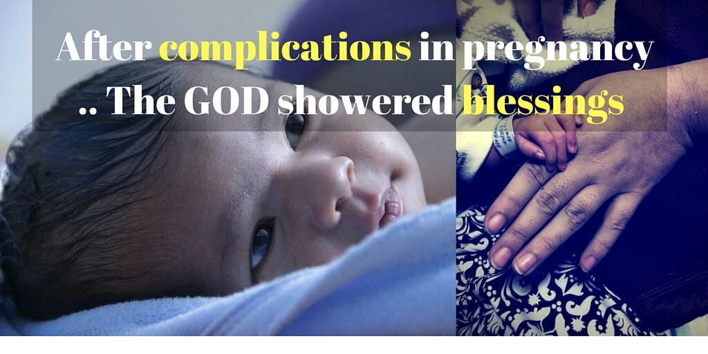 complications in pregnancy