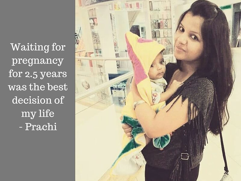 Pregnancy – An ecstatic experience shared by Prachi
