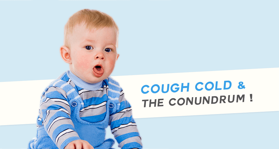 Common causes of cough in your child