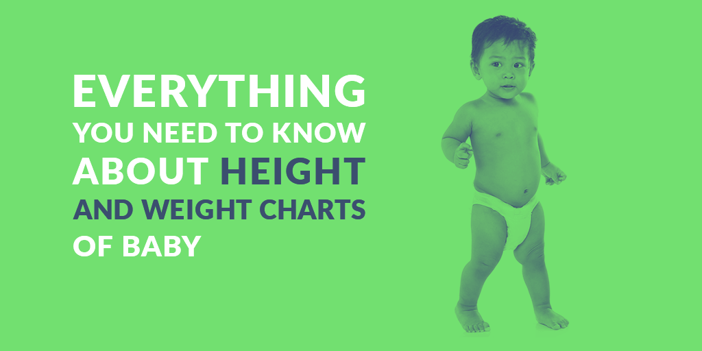 height and weight chart