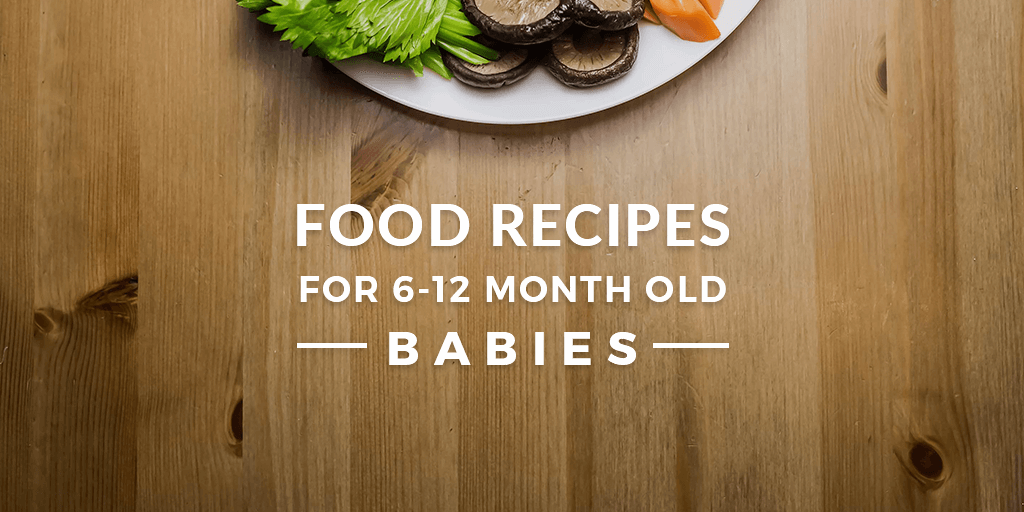 Food recipes for babies 6 to 12 months old babygogo food recipes for baby forumfinder Images