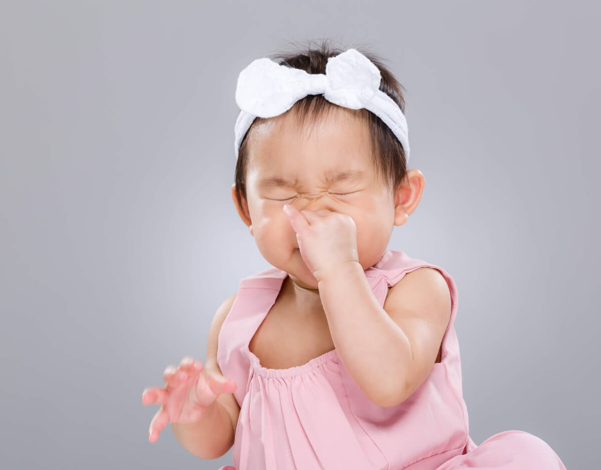 6 Most Common Diseases In The First Year Of Child & How To Cure Them