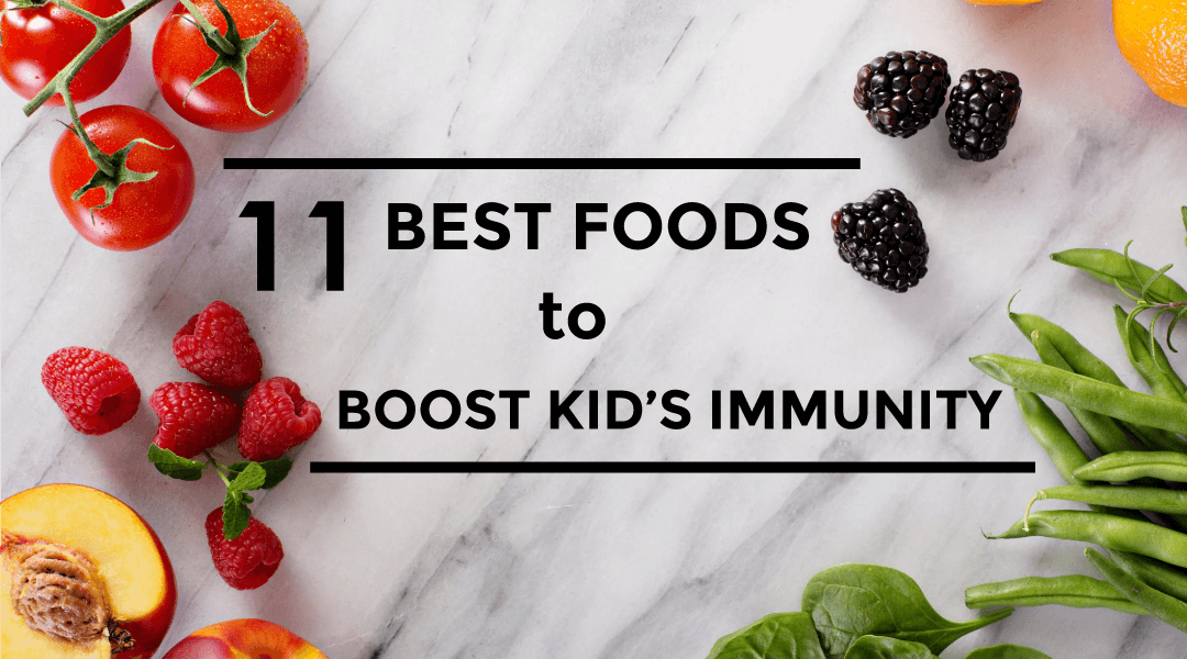 Foods To Boost Immunity In Babies