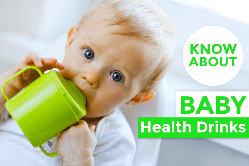 Bournvita, Complan and Horlicks – Facts about Baby Health drinks