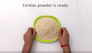 homemade cerelac powder