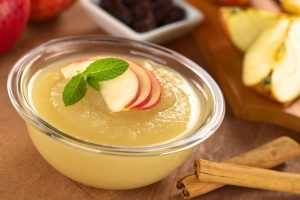 Baby food Applesauce
