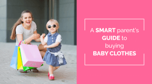 guide to buying baby clothes