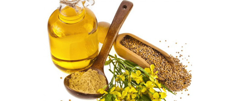 Mustard oil for baby massage