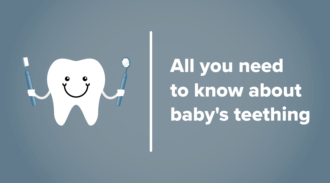 18 things about teething