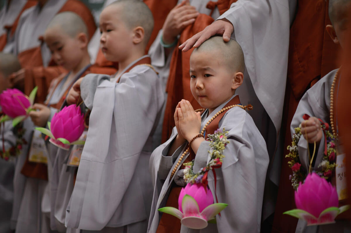 Buddhist naming traditions