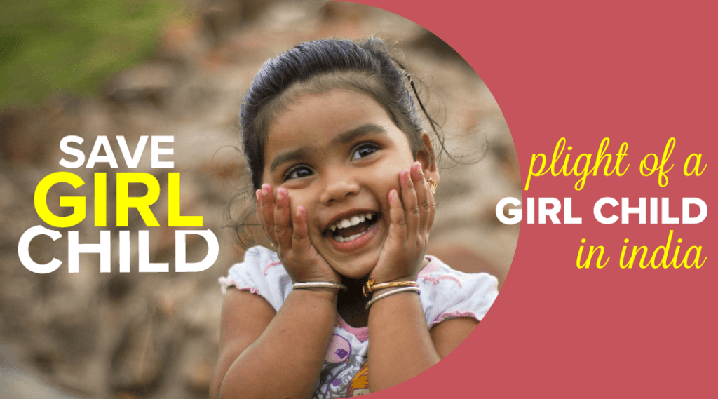 Save Girl Child | Plight of A Girl Child in India