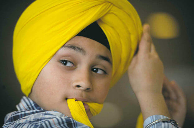 Sikh naming traditions