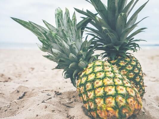 pineapple for babies