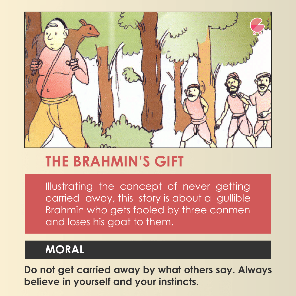 the brahmin's gift