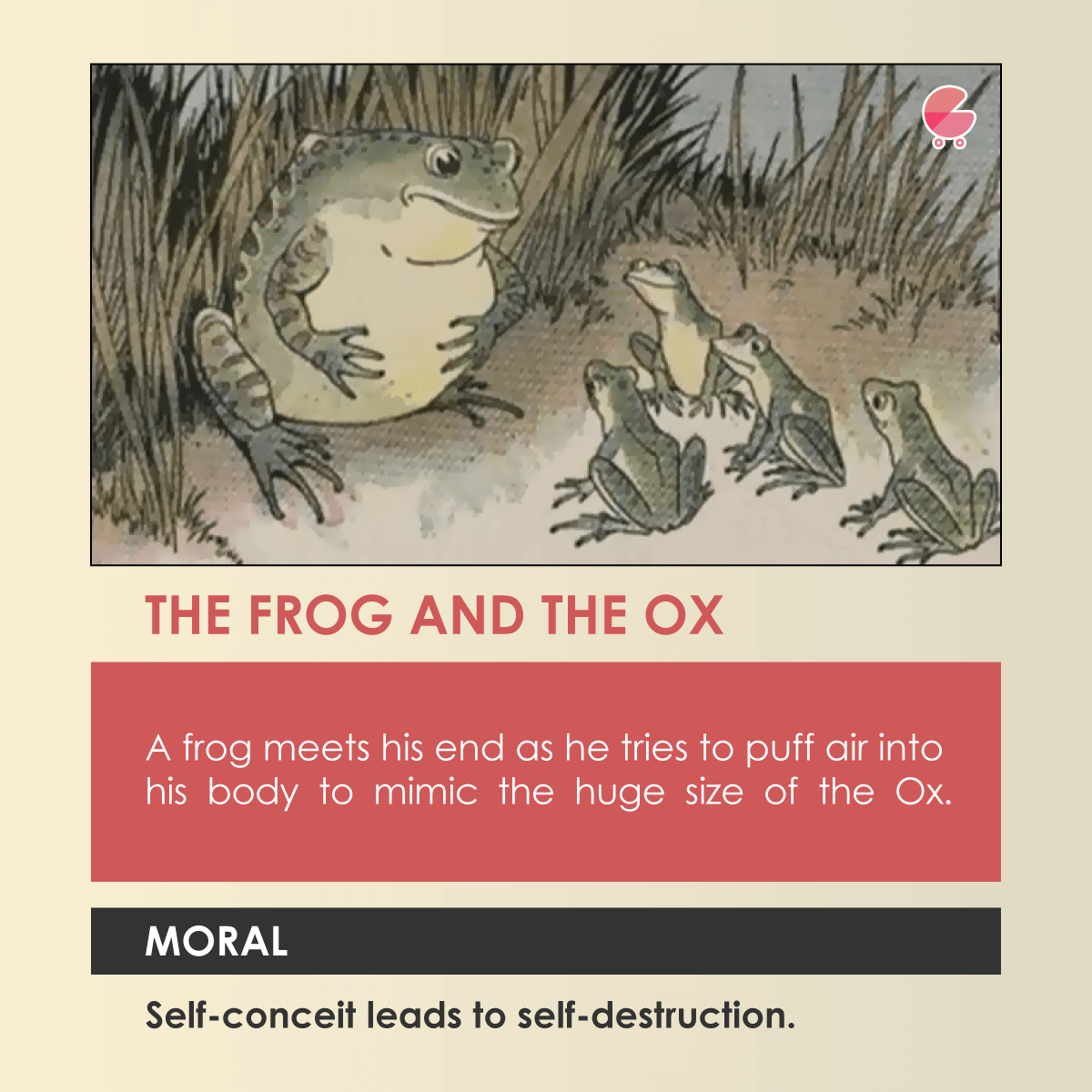 the frog and the ox