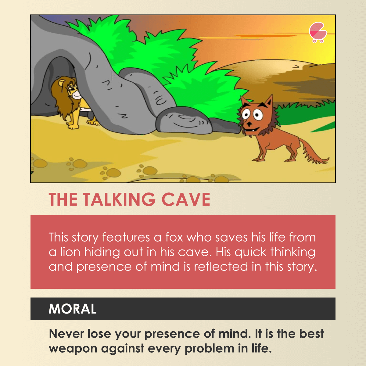 the talking cave