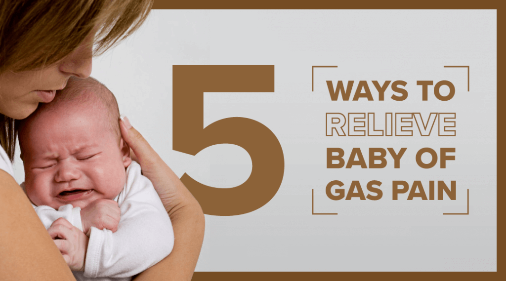 Baby Gas Pain: Reasons and Home Remedies