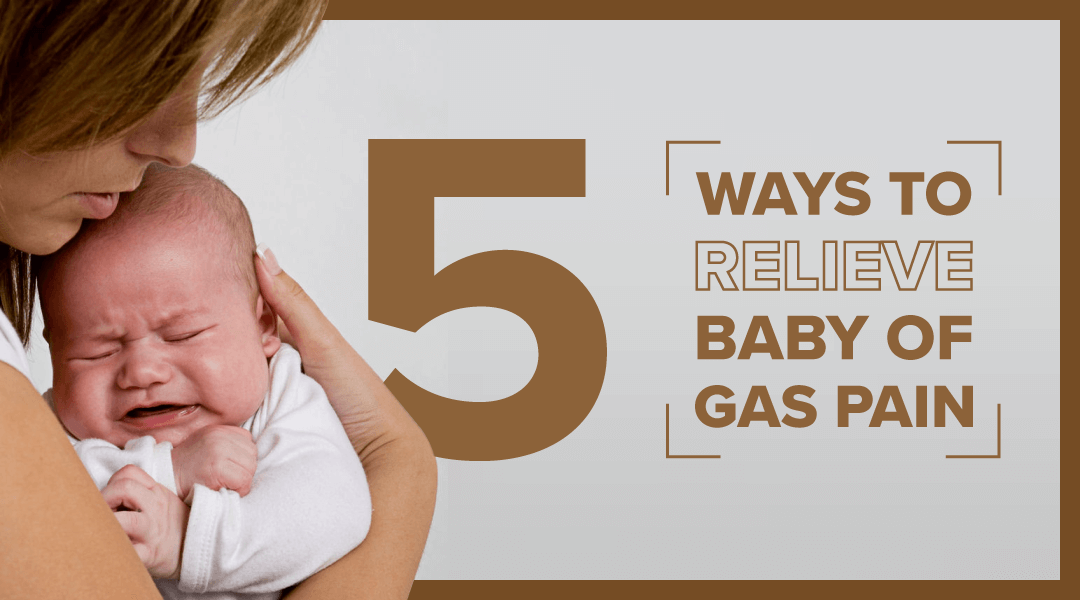 gas pain in babies