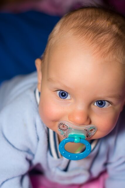 Baby Pacifier - gift ideas for babies