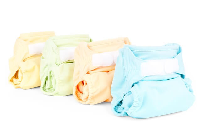 baby diapers - gift ideas for babies