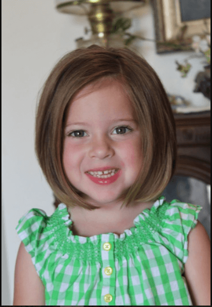 10 Attractive Haircuts For Your Baby Girl , Babygogo