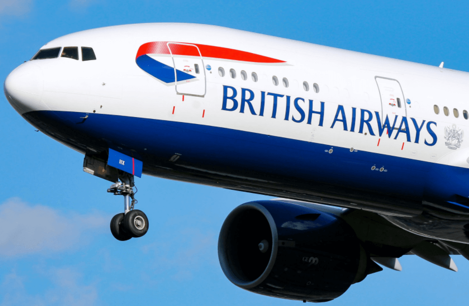british airlines for kids