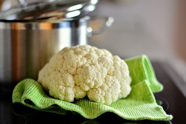 cauliflower for babies