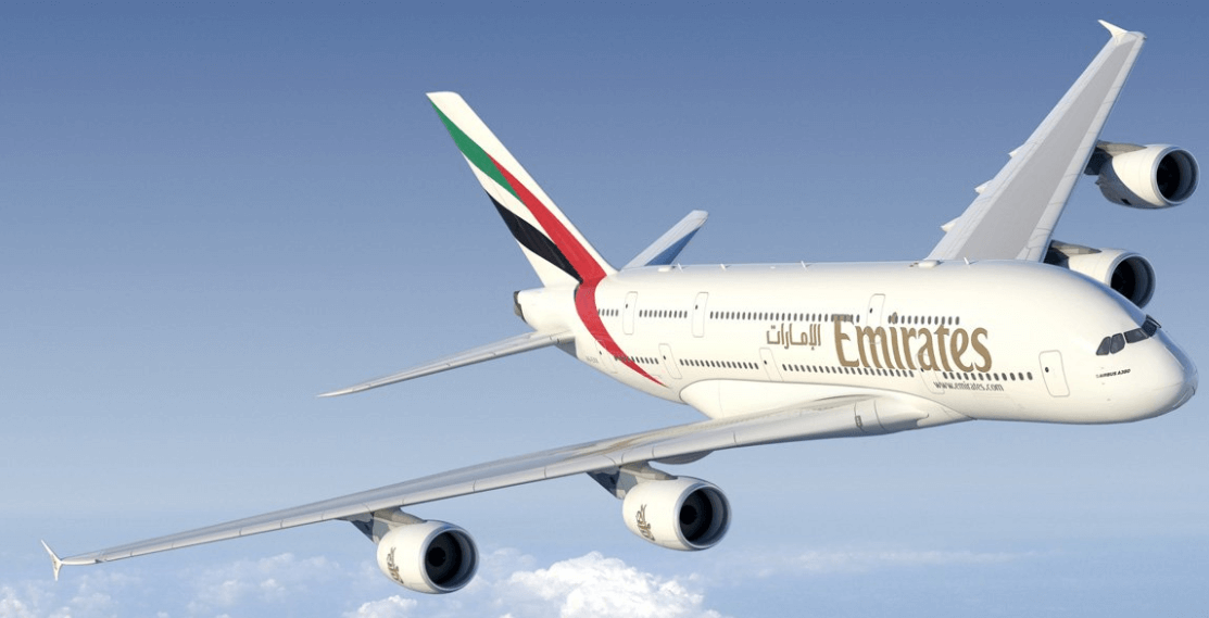 emirates airlines for infants