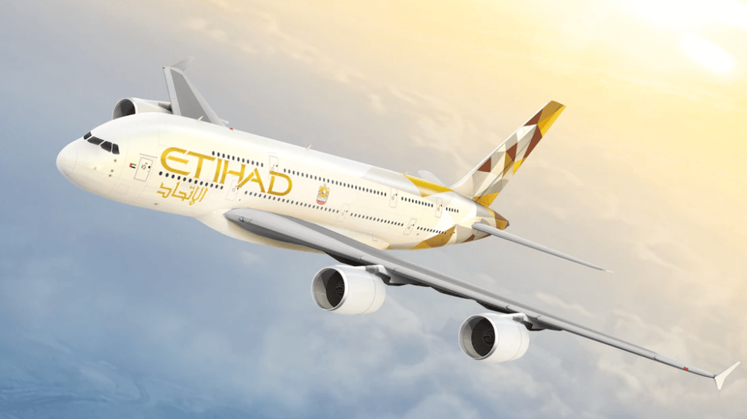 etihad airlines for infants