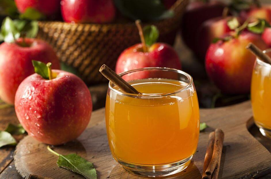 apple juice for constipation in babies