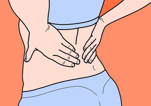 back ache after pregnancy