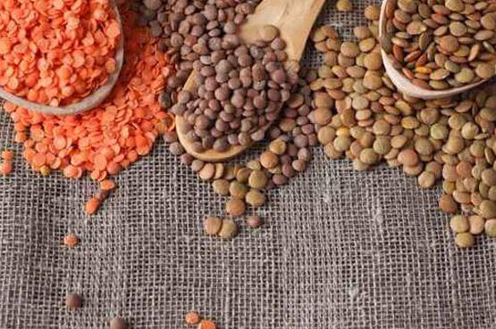 lentils for boosting baby's brain development