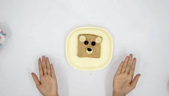 teddy bear wala slice
