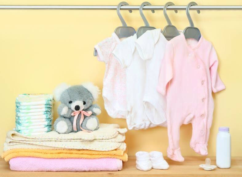 buying baby clothes on offers