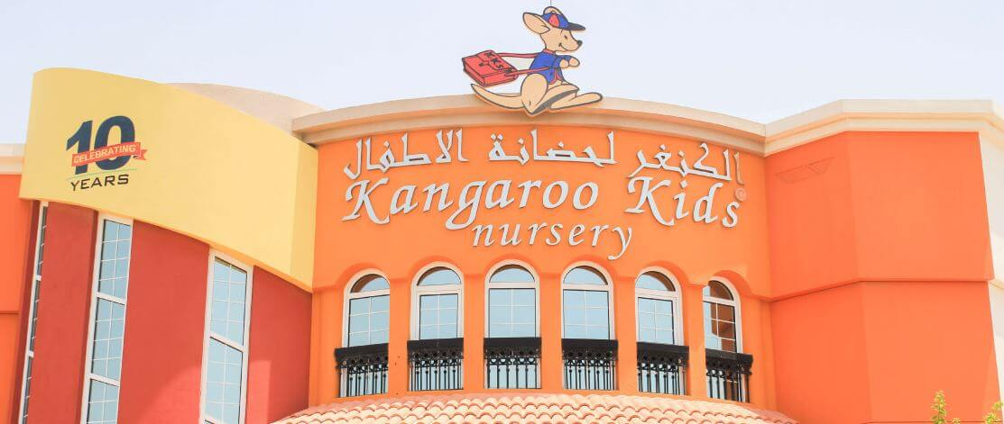 Kangaroo Kids Playschool for kids in india