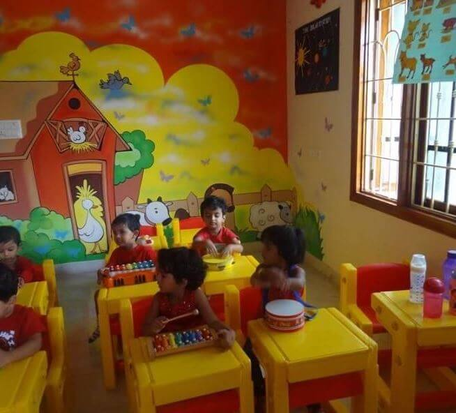 Little Einsteins Preschool for kids