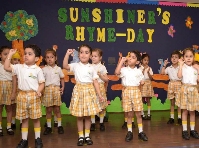 Sunshine Playschool for kids