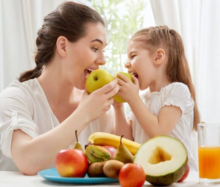 healthy sources of nutrients after pregnancy
