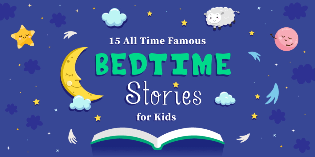 How Many Of These 15 Bedtime Stories Have You Read To Your Kid?