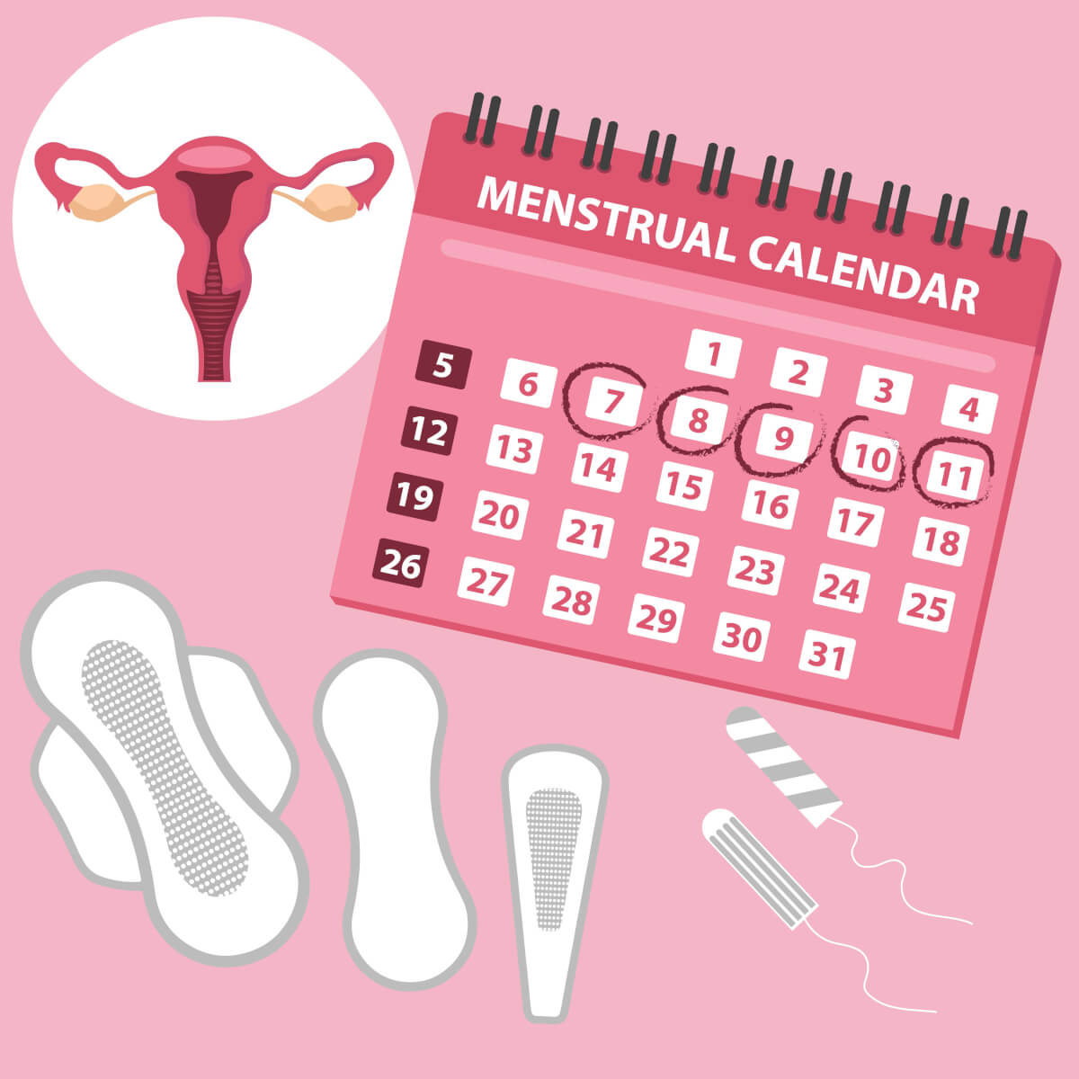 Why Should We Care To Discuss About Menstrual Hygiene? - Babygogo