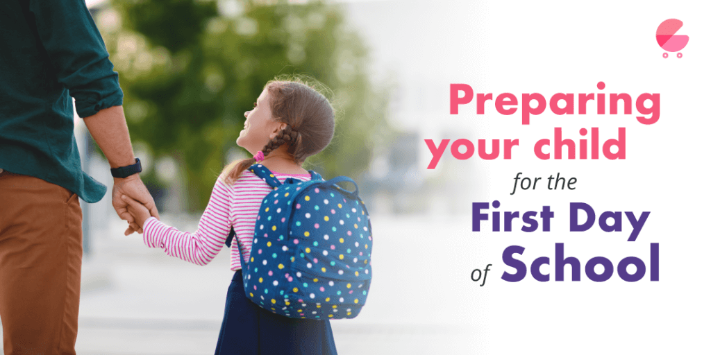 8 Things Every Parent Should Do For Their Child's For The First Day Of School